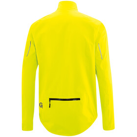 Gonso Galibo All Weather Jas Heren, safety yellow